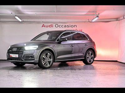 Audi Q5 55 TFSI e 367ch S line quattro S tronic 7 Euro6d-T 45g occasion