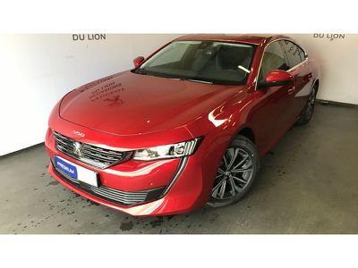 Leasing Peugeot 508 Bluehdi 130ch S&s Allure Pack Eat8