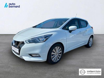 Leasing Nissan Micra 1.0 Ig-t 100ch Acenta 2019