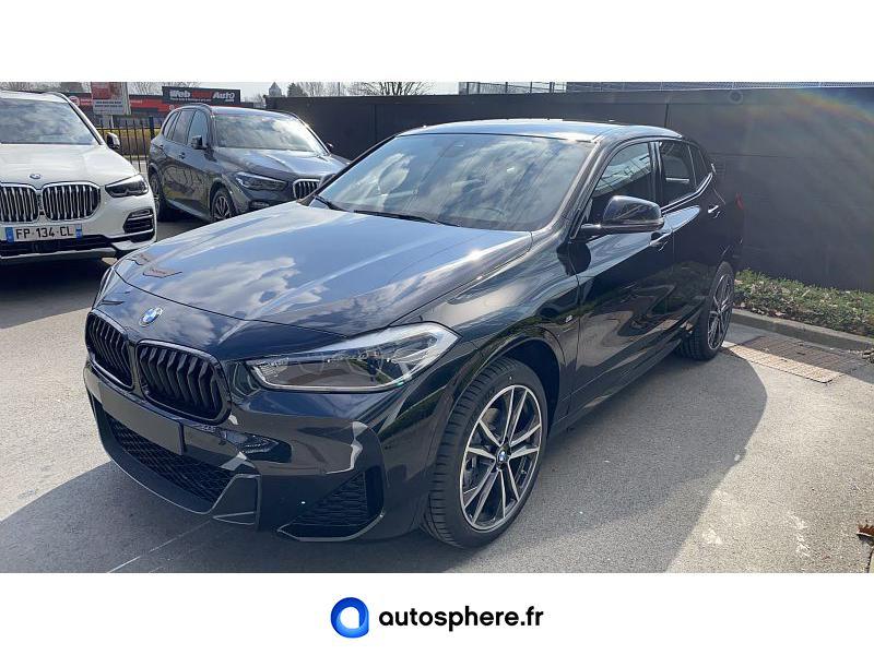 BMW X2 SDRIVE18DA 150CH M SPORT EURO6D-T - Miniature 1