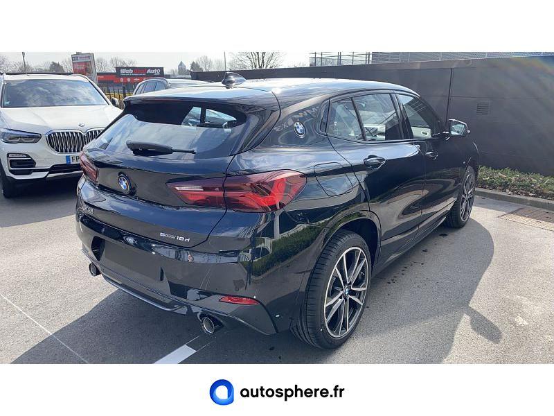 BMW X2 SDRIVE18DA 150CH M SPORT EURO6D-T - Miniature 2