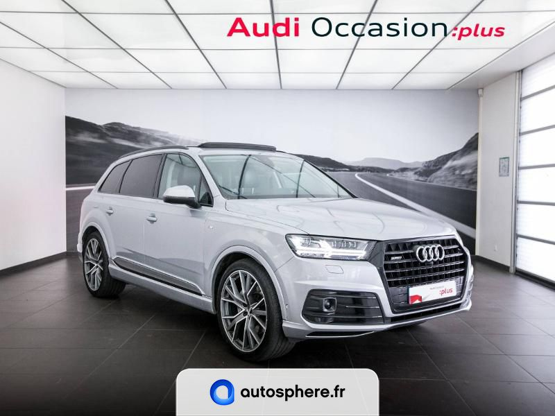 AUDI Q7 3.0 V6 TDI 272CH CLEAN DIESEL AVUS EXTENDED QUATTRO TIPTRONIC 7 PLACES - Photo 1