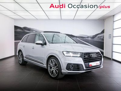 Audi Q7 3.0 V6 TDI 272ch clean diesel Avus Extended quattro Tiptronic 7 places occasion