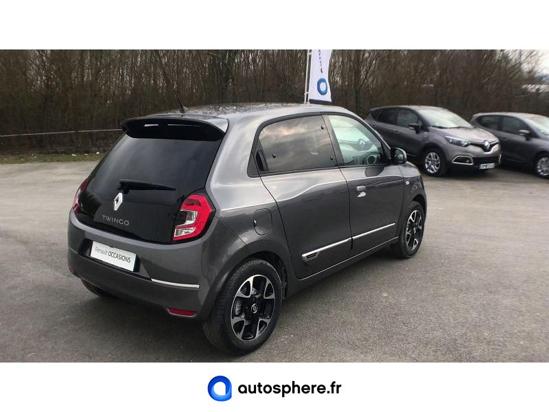 RENAULT TWINGO 0.9 TCE 95CH INTENS - 20 - Miniature 2