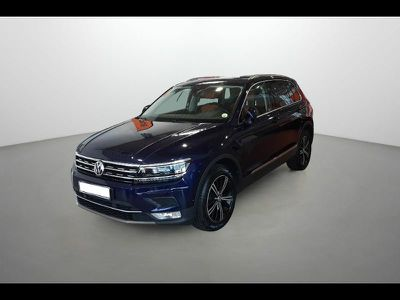 Volkswagen Tiguan 2.0 TDI 190ch BlueMotion Technology Carat Exclusive 4Motion DSG7 occasion