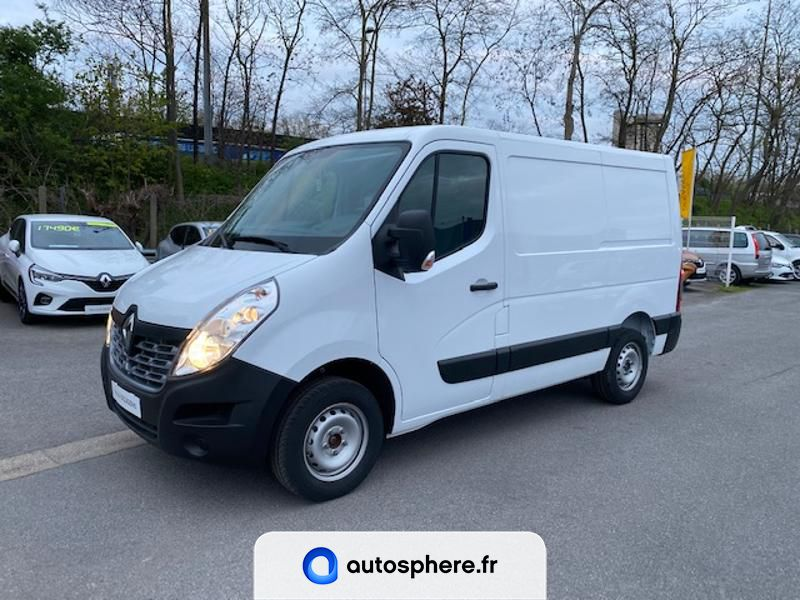 RENAULT MASTER F3500 L1H1 2.3 DCI 110CH GRAND CONFORT EURO6 - Photo 1