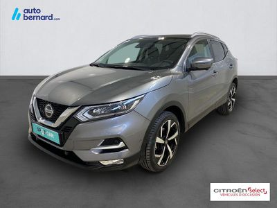Nissan Qashqai 1.6 dCi 130ch N-Connecta Xtronic occasion