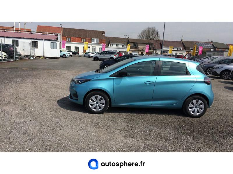 RENAULT ZOE LIFE CHARGE NORMALE R110 ACHAT INTéGRAL - Miniature 3