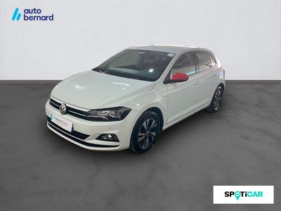 Leasing Volkswagen Polo 1.6 Tdi 95ch Confortline Business