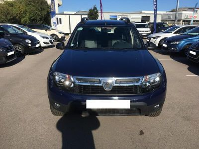 Dacia Duster 1.5 dCi 110ch FAP Ambiance 4X2 occasion