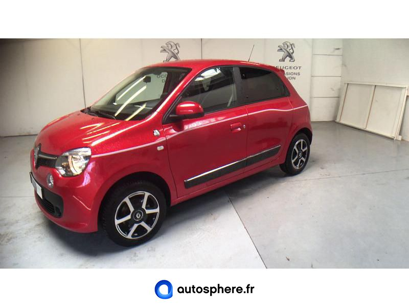 RENAULT TWINGO 0.9 TCE 90CH ENERGY INTENS EURO6C - Miniature 1