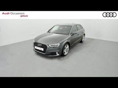 Audi A3 Sportback 1.6 TDI 116ch S line S tronic 7 occasion