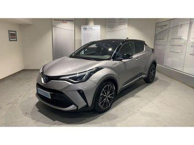 Leasing Toyota C-hr 184h Distinctive 2wd E-cvt Mc19