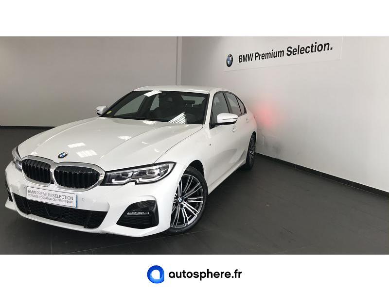 BMW SERIE 3 318DA 150CH M SPORT - Photo 1