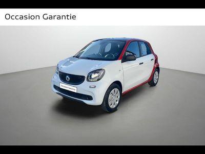 Smart Forfour Electrique 82ch pure occasion