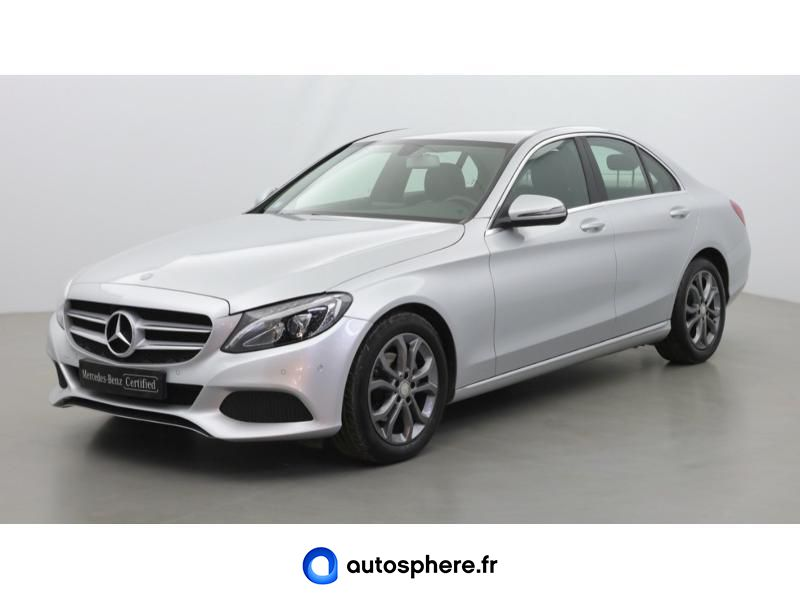 MERCEDES CLASSE C 200 D 1.6 EXECUTIVE 7G-TRONIC PLUS - Photo 1