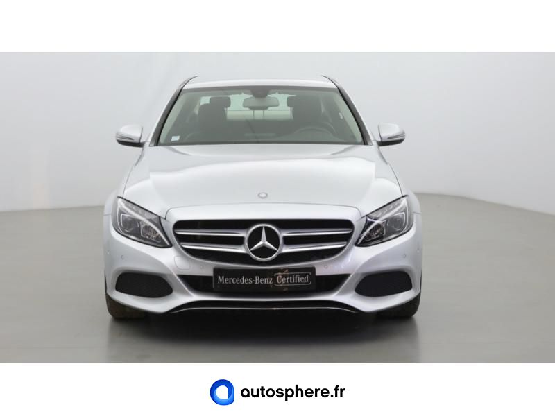 MERCEDES CLASSE C 200 D 1.6 EXECUTIVE 7G-TRONIC PLUS - Miniature 2