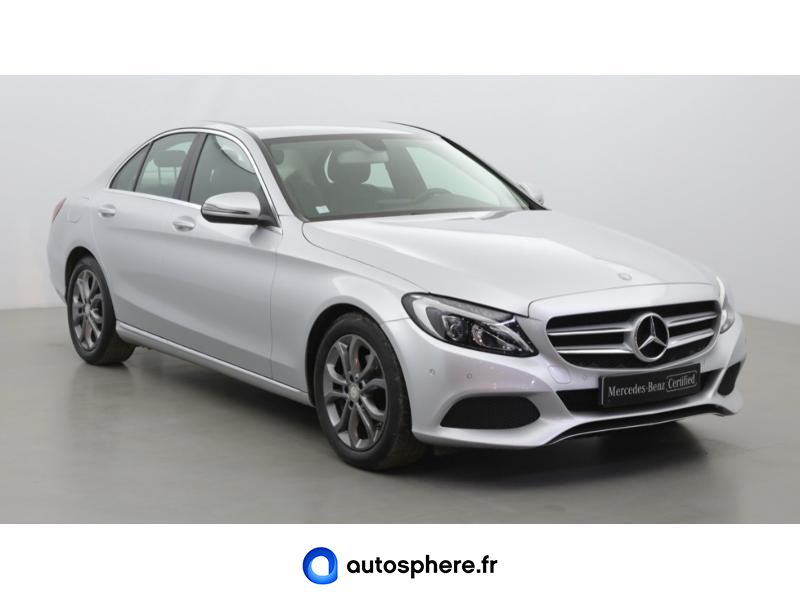 MERCEDES CLASSE C 200 D 1.6 EXECUTIVE 7G-TRONIC PLUS - Miniature 3