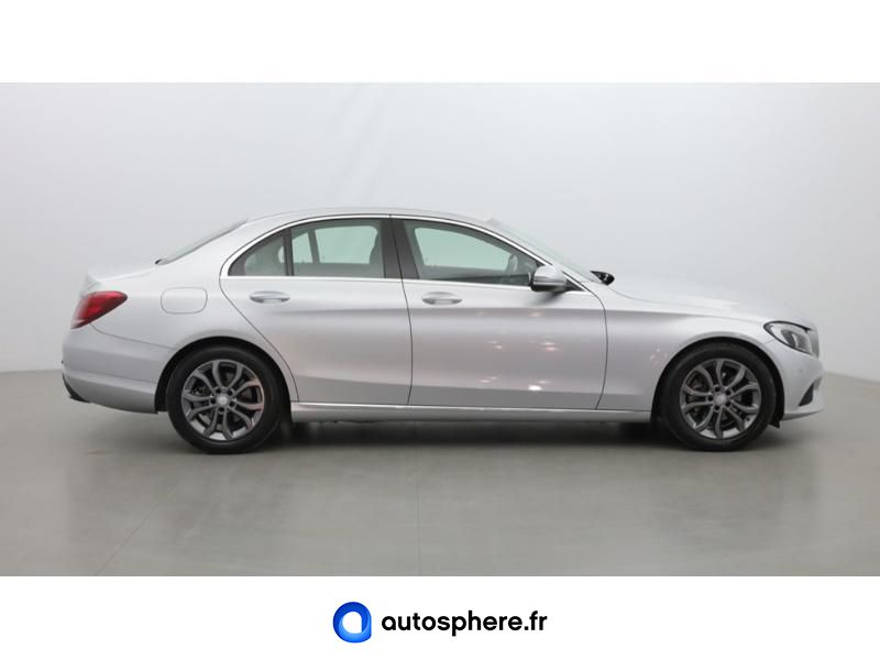 MERCEDES CLASSE C 200 D 1.6 EXECUTIVE 7G-TRONIC PLUS - Miniature 4