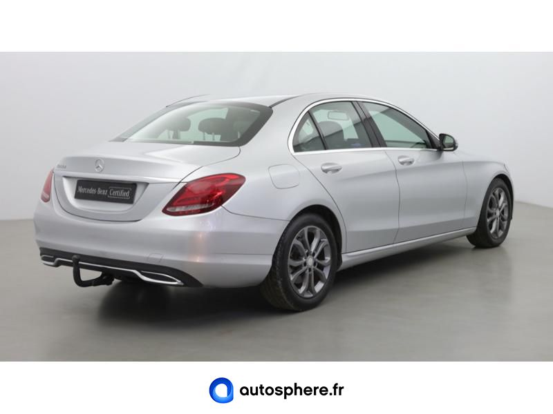 MERCEDES CLASSE C 200 D 1.6 EXECUTIVE 7G-TRONIC PLUS - Miniature 5