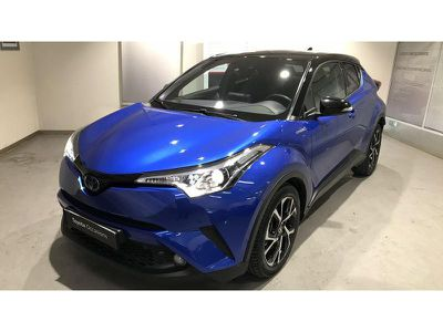 Leasing Toyota C-hr 122h Graphic 2wd E-cvt Rc18