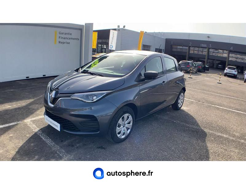 RENAULT ZOE LIFE CHARGE NORMALE R110 - 20 - Miniature 1