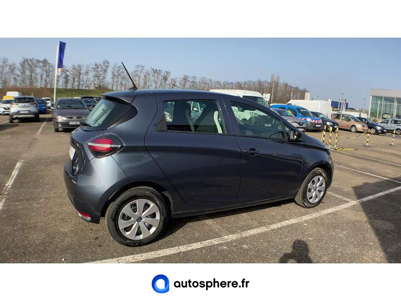RENAULT ZOE LIFE CHARGE NORMALE R110 - 20 - Miniature 2