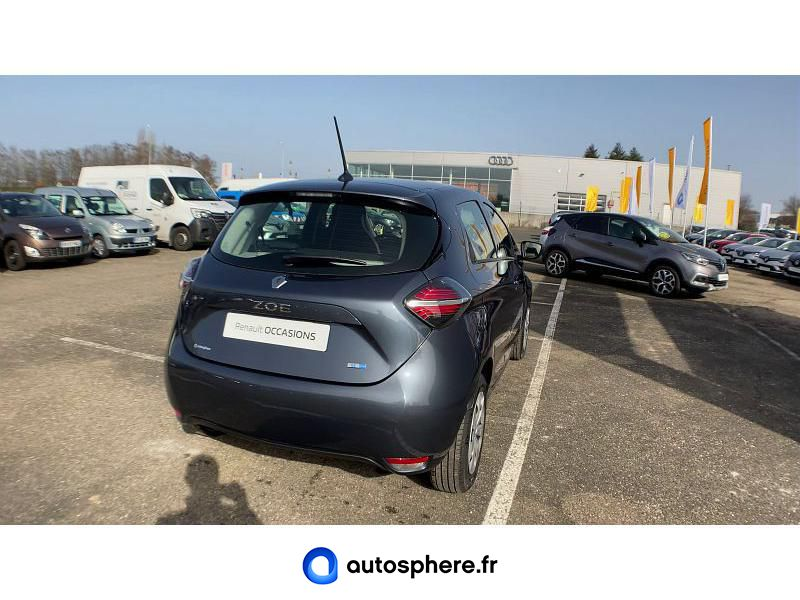 RENAULT ZOE LIFE CHARGE NORMALE R110 - 20 - Miniature 4