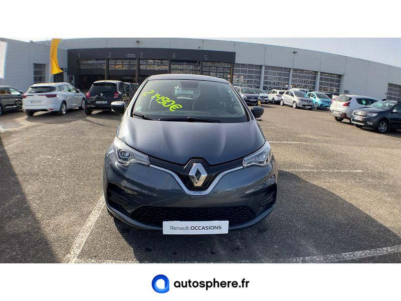 RENAULT ZOE LIFE CHARGE NORMALE R110 - 20 - Miniature 5