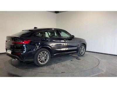 BMW X4 XDRIVE20D 190CH M SPORT 10CV - Miniature 3