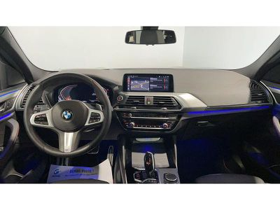 BMW X4 XDRIVE20D 190CH M SPORT 10CV - Miniature 2