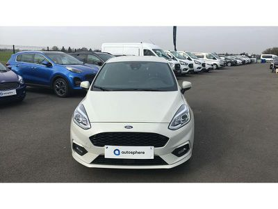 FORD FIESTA 1.0 ECOBOOST 125CH MHEV ST-LINE X 5P - Miniature 5