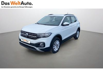 Volkswagen T-cross 1.0 TSI 115ch Lounge occasion