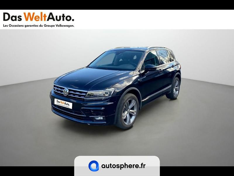 VOLKSWAGEN TIGUAN 2.0 TDI 190CH CARAT 4MOTION DSG7 - Photo 1