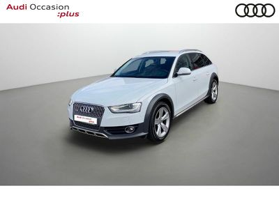Audi A4 Allroad 2.0 TDI 190ch clean diesel Ambition Luxe quattro S tronic 7 Euro6 occasion