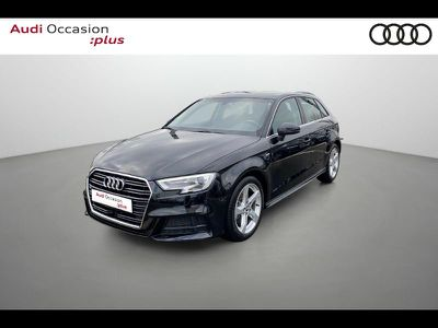 Audi A3 Sportback 35 TDI 150ch Sport S tronic 7 Euro6d-T 112g occasion
