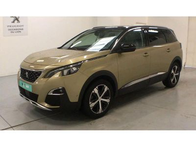 Leasing Peugeot 5008 1.6 Thp 165ch Allure Business S&s Eat6