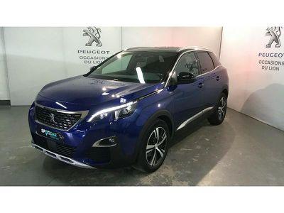 Peugeot 3008 1.6 BlueHDi 120ch GT Line S&S occasion