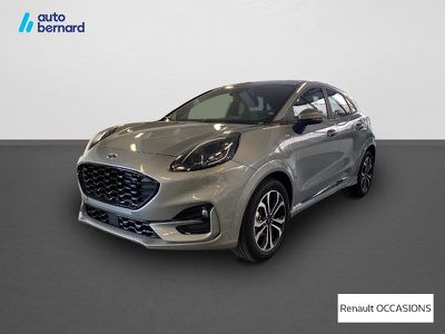 Ford Puma 1.0 EcoBoost 125ch mHEV ST-Line occasion