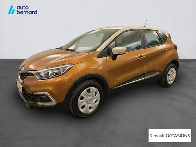 Renault Captur 1.5 dCi 90ch energy Business eco² occasion