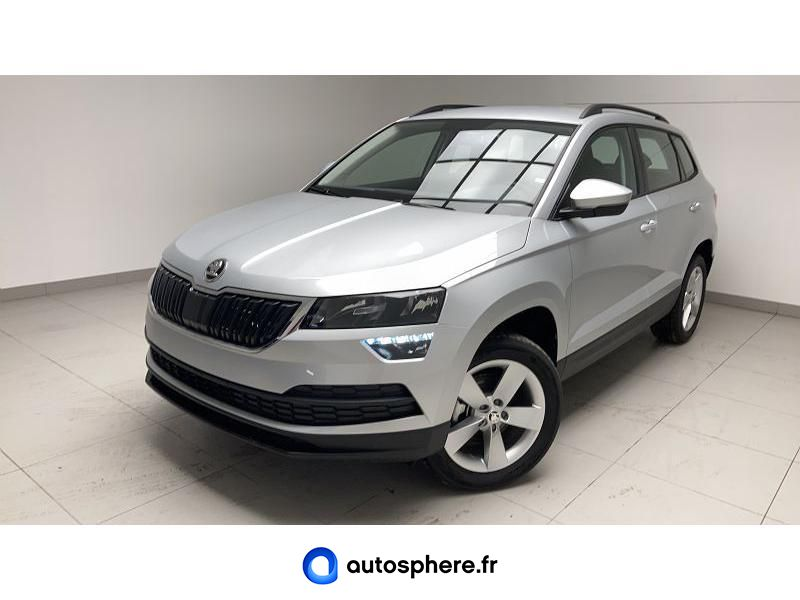 SKODA KAROQ 1.6 TDI 116CH SCR AMBITION DSG EURO6D-T - Photo 1