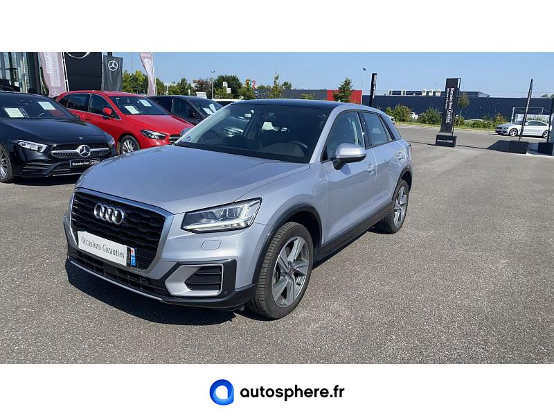 AUDI Q2 1.4 TFSI 150CH COD LAUNCH EDITION LUXE S TRONIC 7 - Miniature 1