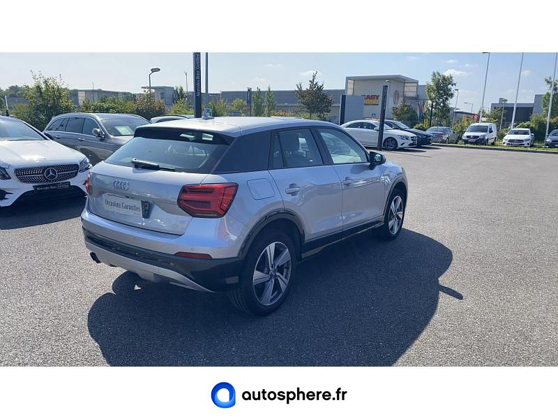 AUDI Q2 1.4 TFSI 150CH COD LAUNCH EDITION LUXE S TRONIC 7 - Miniature 2