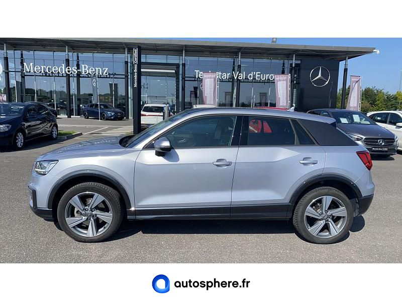 AUDI Q2 1.4 TFSI 150CH COD LAUNCH EDITION LUXE S TRONIC 7 - Miniature 3