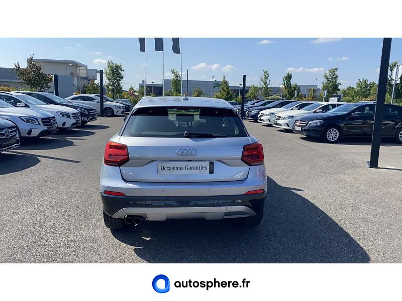 AUDI Q2 1.4 TFSI 150CH COD LAUNCH EDITION LUXE S TRONIC 7 - Miniature 4