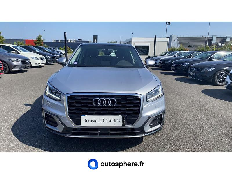 AUDI Q2 1.4 TFSI 150CH COD LAUNCH EDITION LUXE S TRONIC 7 - Miniature 5