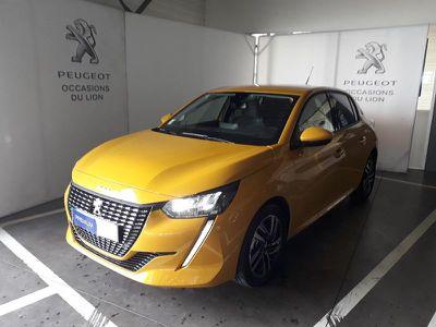 Peugeot 208 1.2 PureTech 100ch S&S Allure Pack occasion