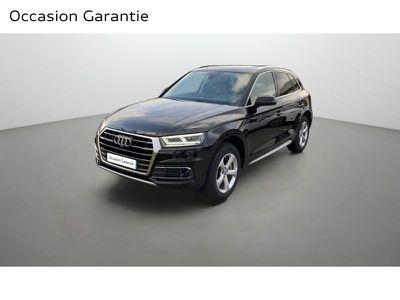 Audi Q5 2.0 TDI 190ch Design Luxe quattro S tronic 7 occasion