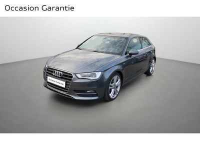 Audi A3 1.4 TFSI 140ch COD S line S tronic 7 3p occasion