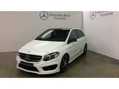 Mercedes Classe B 200d 136ch Fascination 4Matic 7G-DCT occasion